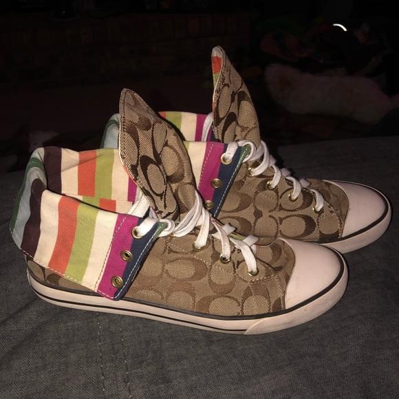 Converse Shoes | Coach Chuck Taylor